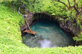 hidden beach in marieta mexico to sua a natural swimming hole in the south pacific twistedsifter