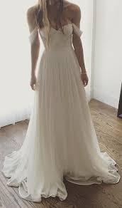chiffon wedding dresses best 25 chiffon wedding gowns ideas on bridesmaid a