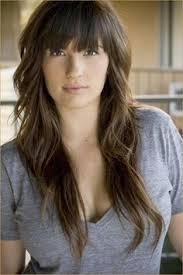 front fringe hairstyles long hair with bangs google search dream hair pinterest