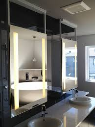 Bathroom Mirror With Tv by 26 Best Backlit Mirrors Mirror Tv Images On Pinterest Mirror
