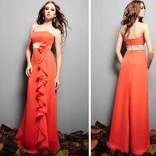 coral bridesmaid dresses 100 34 best orange bridesmaid dresses images on orange