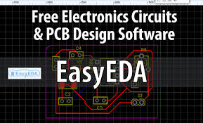 aplikasi layout pcb android easyeda free electronics circuit pcb design simulation