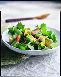 avocat cuisine recette salade d avocat et crevettes