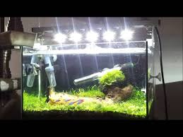 diy dimmable aquarium light led youtube