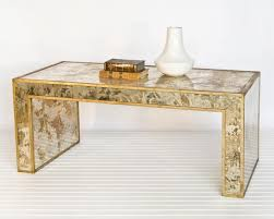 gold leaf coffee table away reverse mirror coffee table gold leaf eclectic coffee tables