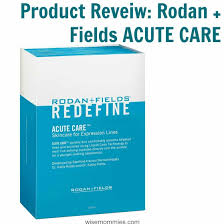 product review rodan fields acute care wisemommies