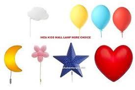 Ikea Childrens Bedroom Lights Ikea Smila Children S Bedroom Wall L Baby Light Flower
