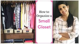 Twinkle Khanna Home Decor How To Organize A Small Closet Closet Organization Ideas
