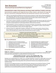 Crisis Management Resume Examples Of Resumes For Management Positions Resume Example And