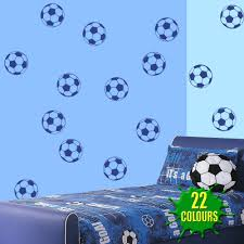 footballs wall stickers u0026 decals