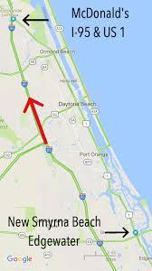 Jacksonville Map Recovered Located Fl Calvin Lincomfelt 44 Ormond Beach 7 Aug 2017