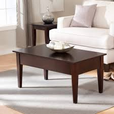 coffee table coffee tables living room value city furniture cherry