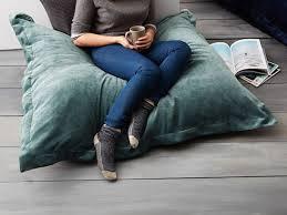best deals floor pillows retro contemporary seating sofia