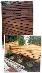 Modern Fence by 289 Best Good Fences Make Good Neighbors Images On Pinterest