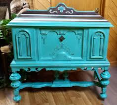 server buffet sideboard vanity jacobean style coffee bar