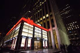 fairytale of new york retail christmas lights of nyc something