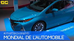 is the lexus ct200h a plug in hybrid nuova toyota prius plug in hybrid 1 l 100 km parigi 2016 youtube