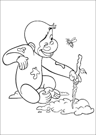 curiose george coloring pages 10 coloring kids