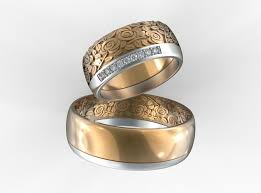 wedding ring models 3d print model wedding rings stl cgtrader