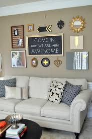 Home Wall Decor by Diy Black Gold Gallery Wall Free Printables Diy Living Room