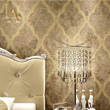 vintage european luxury wall decor modern wallpaper 3d simple