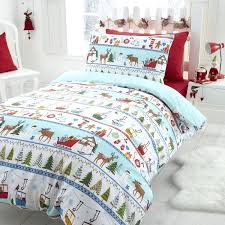 Amazon Duvet Sets Christmas Duvet Covers Amazon White Christmas Christmas Duvet