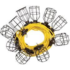 Commercial Led Light Strings by Construction String Lights Lighting Northern Tool Equipment