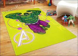 Superhero Rug Disney Hulk Kids Rug Disney Hulk Kids Rugs 9315512027218 49
