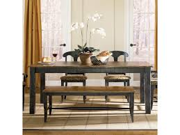 canadel champlain custom dining customizable rectangular table