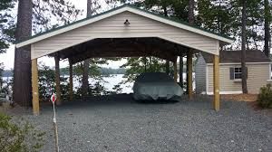 carports lean to carport designs gambrel roof garage kits