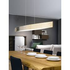 textured silver eglo fornes 24w led suspended pendant light
