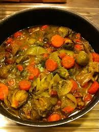 cuisiner le foie de veau fricassée de foie de veau aux choux de bruxelles recette