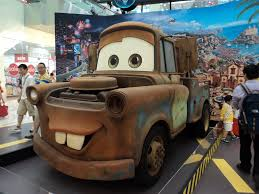 cars characters mater mater cars wikipedia