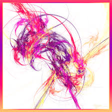 complementary colors pink split complementary color abstract by bryancdonaldson on deviantart