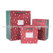 christmas paper bags china christmas paper bags from qingdao trading company qingdao