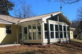 Deck To Sunroom Sunrooms Sunroom Addition Alpharetta Ga