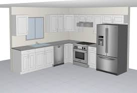sample kitchen cabinets 10x10 sample kitchen the rta cabinets