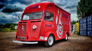 old peugeot van vintage food trucks food trucks conversion and restoration