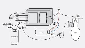 metal halide l circuit diagram ge hid ballast wiring diagram wiring diagrams