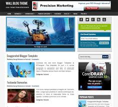 templates blogger profissional 5 templates estilo magazine para blogger blogspot