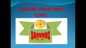 logo design off line no software ms office word video by