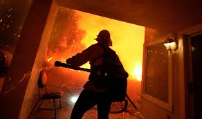Ca Wildfire Training by California Wildfire