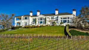 serenity estate gorgeous vineyard country home in the san