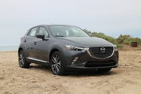 mazda crossover 2016 mazda cx 3 first drive of 31 mpg small sporty crossover