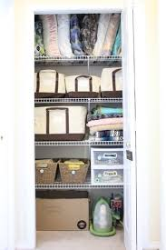 46 best organize linen closets images on pinterest organized