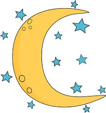 crescent moon and clip clipart panda free clipart images