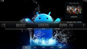 xbmc android apk review of rippl tv android xbmc tv box