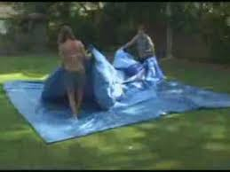 intex 8ft 10ft 12ft u0026 15ft easy set swimming pool setup dvd