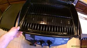 char broil gas grill 2 burner gas grill review youtube