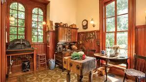 an authentic victorian kitchen design old house restoration